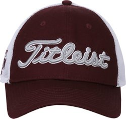 Men's Texas A&M University Twill Mesh Cap