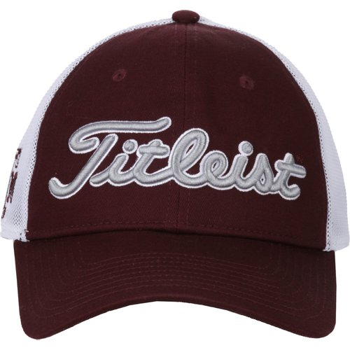 Titleist Men's Texas A&M University Twill Mesh Cap