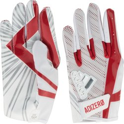 adidas Men's AdiZero 5-Star 6.0 GripTack Football Receiver Gloves