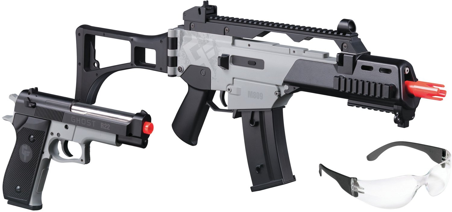 Game Face Ghost Affliction 6mm Airsoft Kit