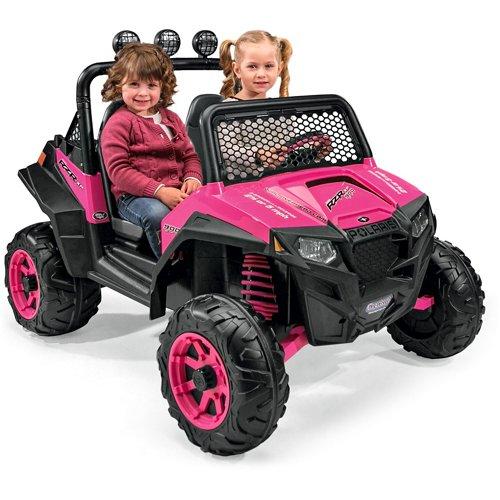 Peg Perego Girls' Polaris RZR 900 12 v Ride-On Vehicle