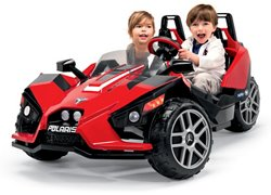 Peg Perego Polaris Slingshot 12 V Ride-On Vehicle
