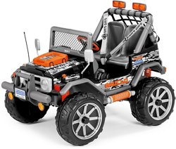 Gaucho Rock'In 12 V Ride-On Vehicle