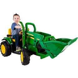 John Deere Ground Loader 12 v Ride-On Vehicle