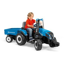 New Holland T8 Tractor 12 v Ride-On Vehicle