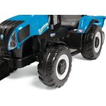 Peg Perego New Holland T8 Tractor 12 v Ride-On Vehicle - view number 4