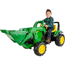 John Deere Front Loader Ride-On Pedal Vehicle