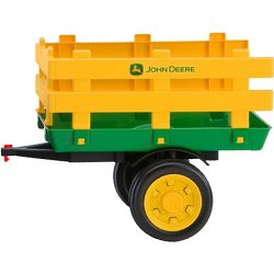 Kids' John Deere Stake-Side Trailer