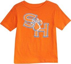 Gen2 Toddlers' Sam Houston State University Primary Logo Short Sleeve T-shirt