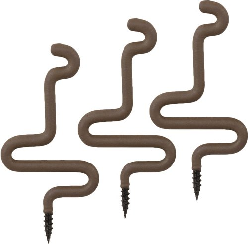 Allen Company Long Treestand Accessory Hooks 3-Pack - Hunting Stands/Blinds/Accessories at Academy Sports thumbnail
