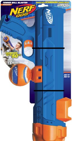 NERF Dog 16 in Tennis Ball Blaster