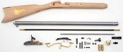 St. Louis Hawkin .50 Sidelock Muzzleloader Rifle Kit