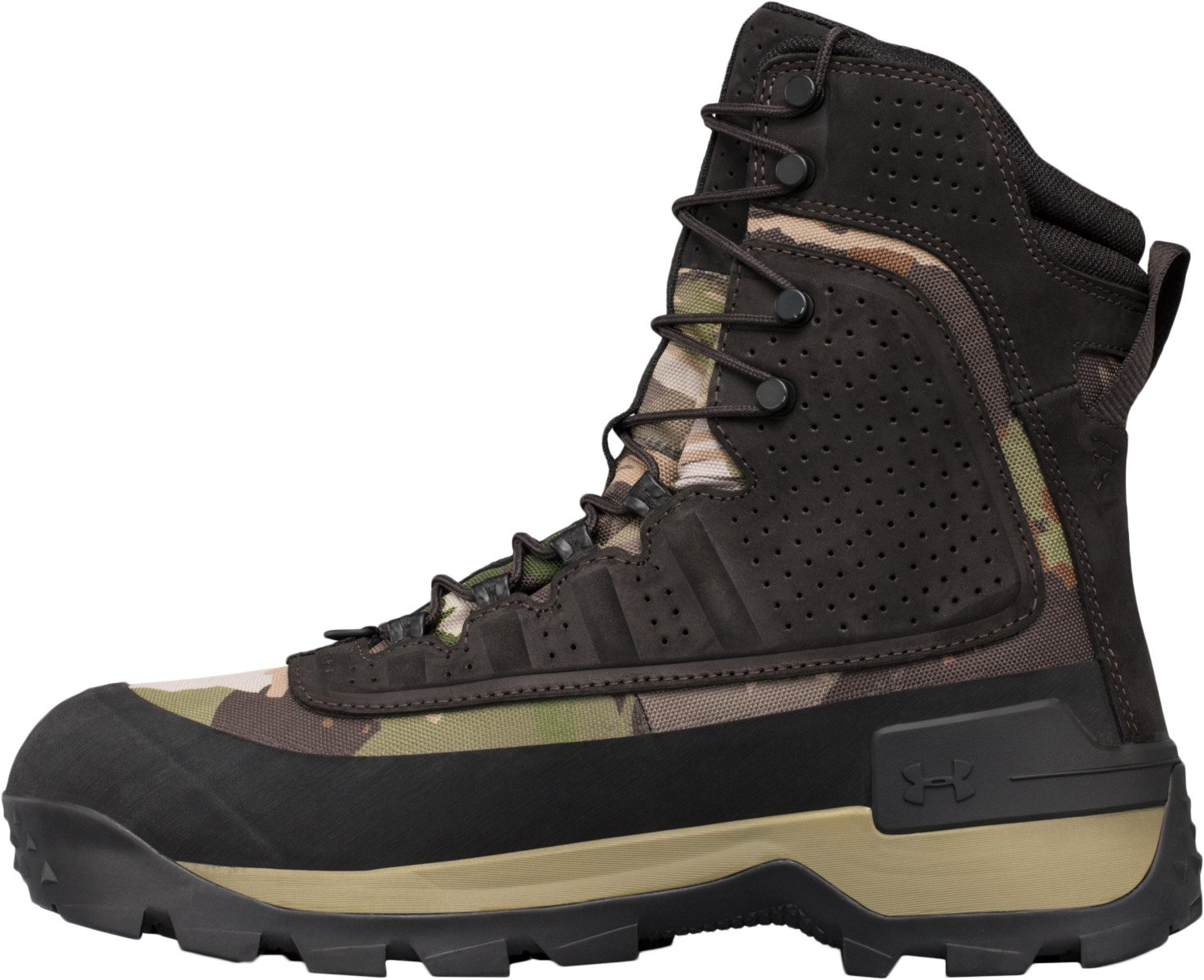 Under Armour Men's Brow Tine 2.0 400G Hunting Boots - view number 1