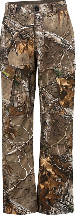 Magellan Outdoors Kids' Hill Country Twill Camo Pants