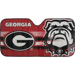 University of Georgia Auto Sun Shade