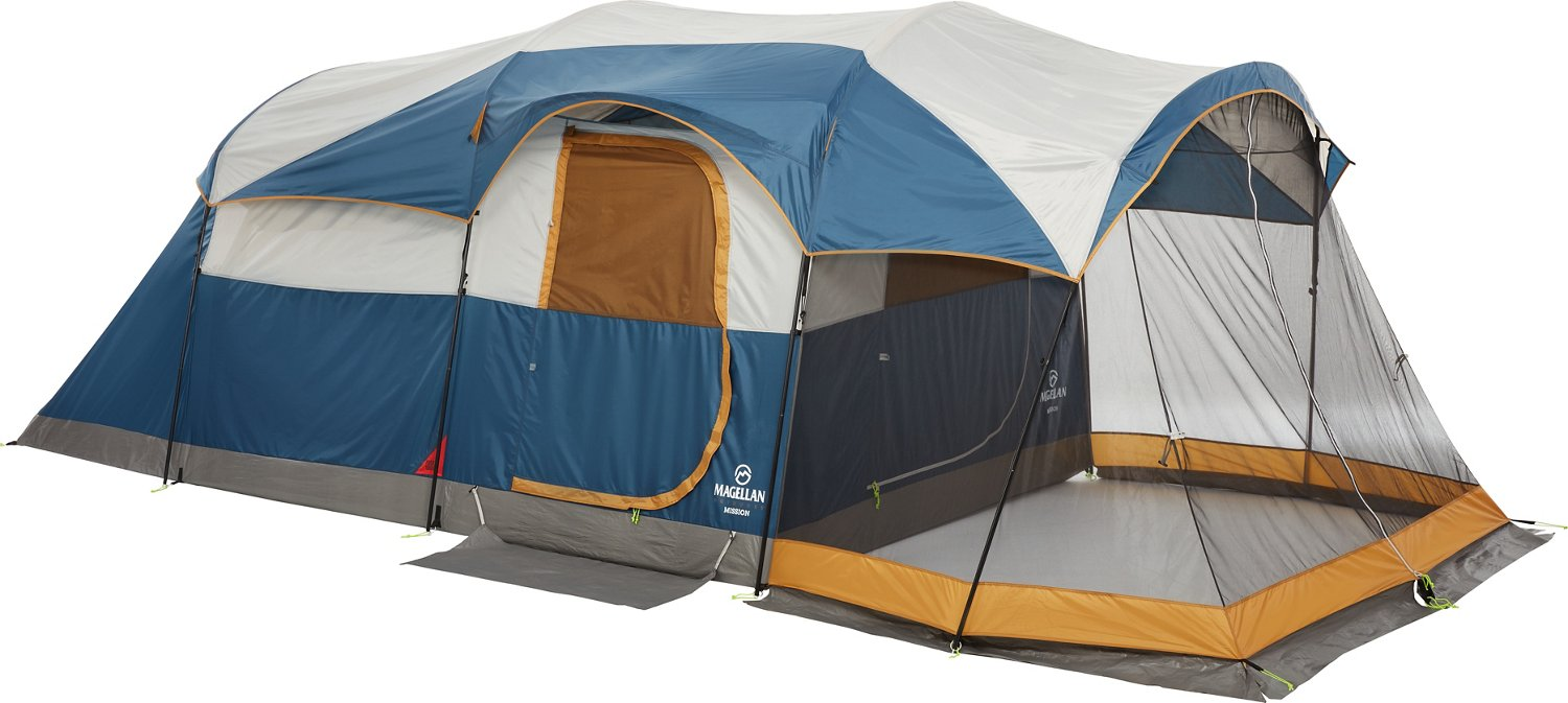 Display product reviews for Magellan Outdoors Mission 8-Person Tunnel Tent  sc 1 st  Academy Sports + Outdoors & Tents | Academy