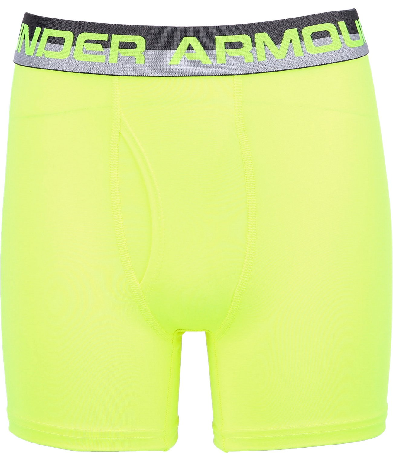 Under Armour Boys' Performance Boxer Briefs 2-Pack - view number 6