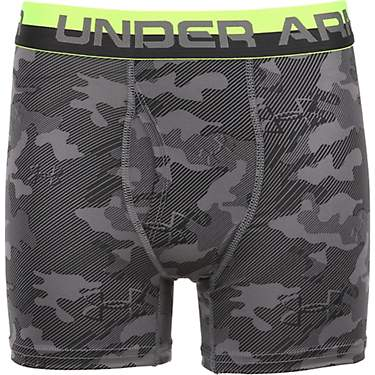Under Armour Boys' Performance Boxer Briefs 2-Pack