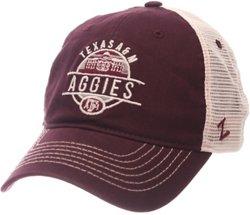 Zephyr Men's Texas A&M University Memorial Cap