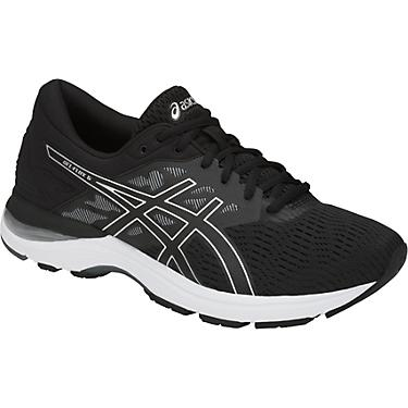 ASICS GEL Flux 5 Athletic Running Road Shoes Black Mens