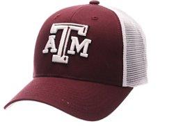Zephyr Men's Texas A&M University Big Rig 2-Tone Mesh Back Cap