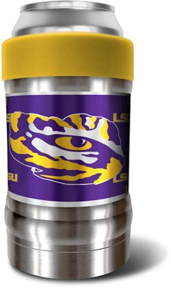 Great American Products Louisiana State University LOCKER Vacuum-Insulated 12 oz Can/Bottle Holder