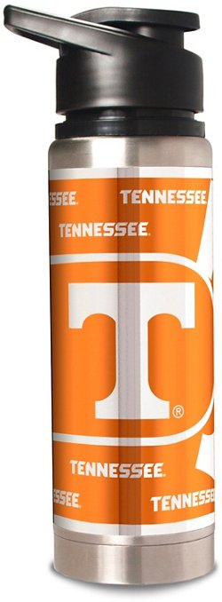 Great American Products University of Tennessee 20 oz Metallic Water Bottle