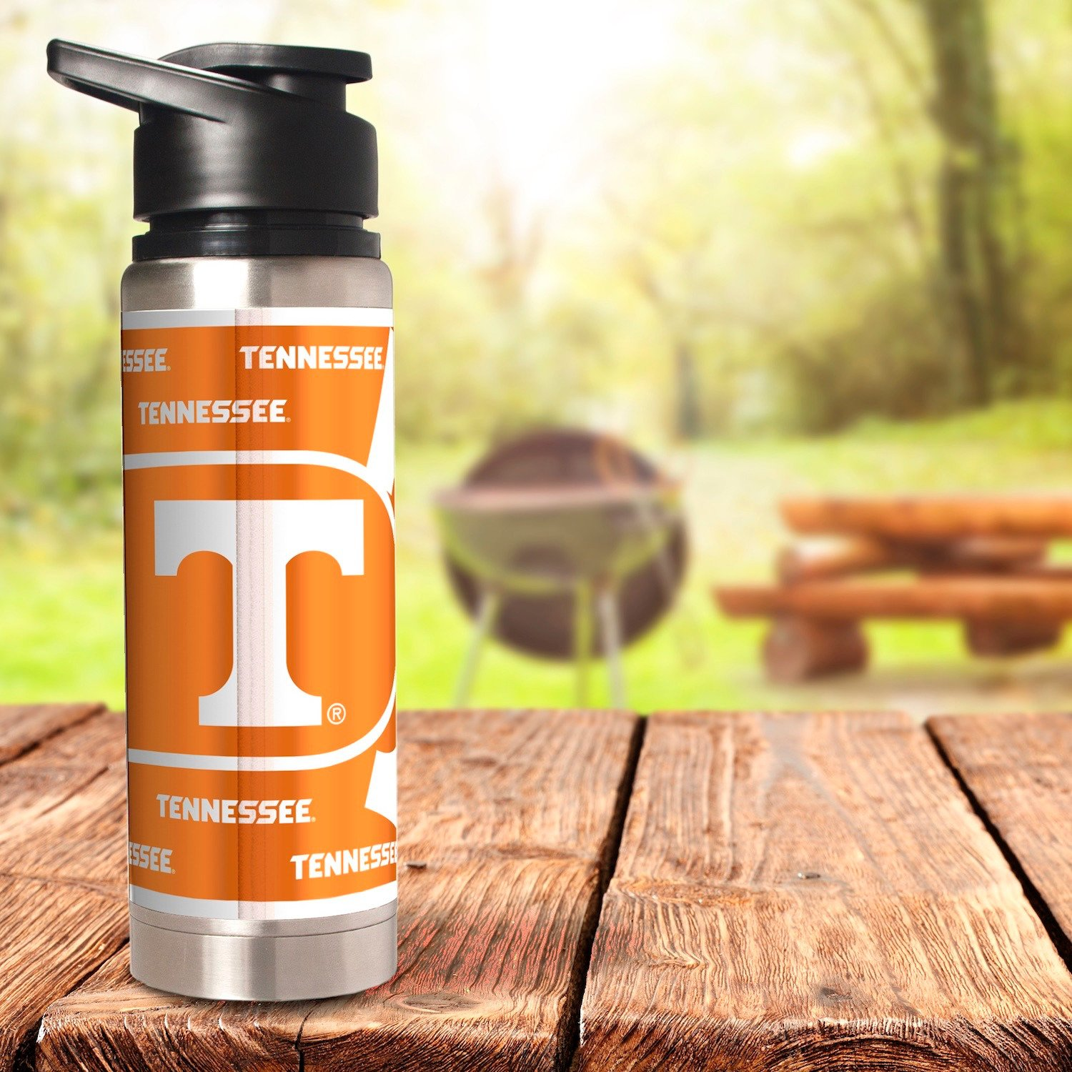 Great American Products University of Tennessee 20 oz Metallic Water Bottle - view number 1