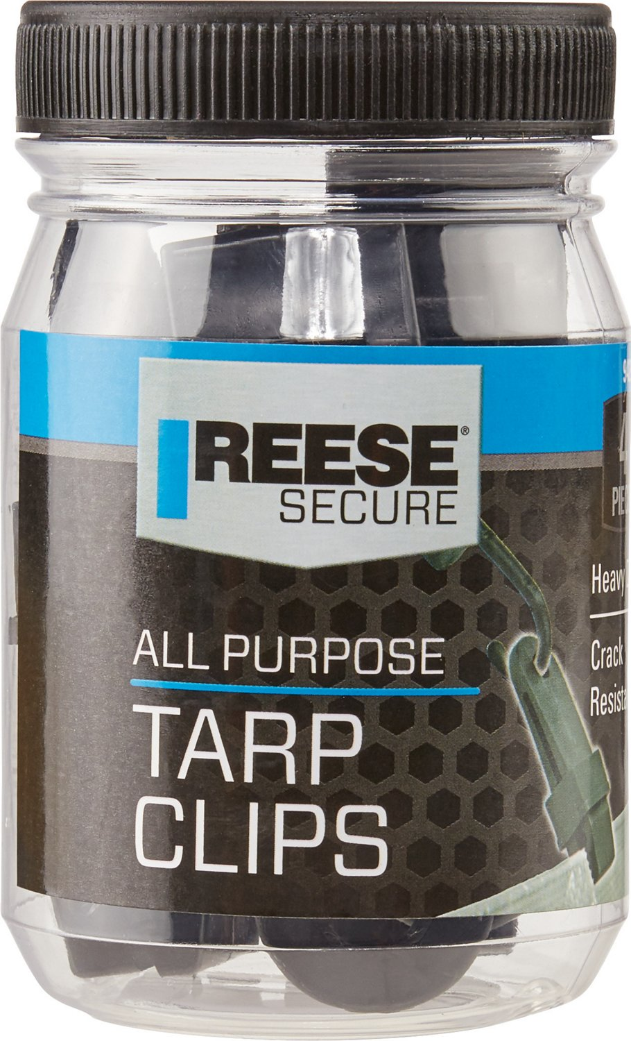 Display product reviews for Reese Tarp Clips 4-Pack