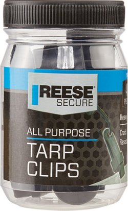 Reese Tarp Clips 4-Pack