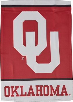 WinCraft University of Oklahoma 2-Sided Garden Flag