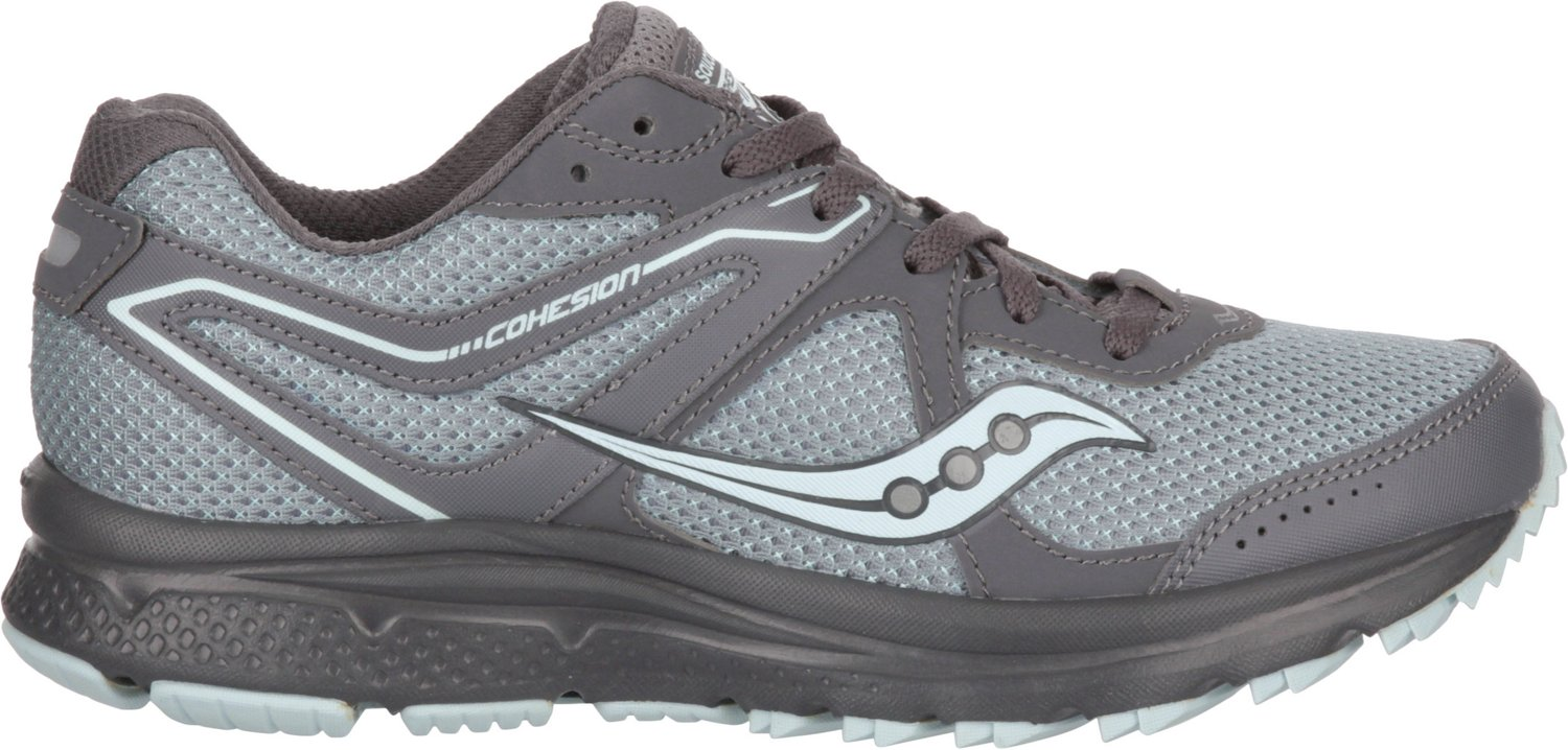 8ee9d914e4fd Saucony Women s Cohesion 11 Trail Running Shoes