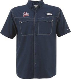 Columbia Sportswear Men's University of Texas at San Antonio Low Drag Offshore Short Sleeve Shirt
