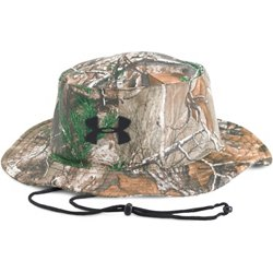 Men's Camo Bucket Hat