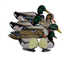 Higdon Magnum Foam-Filled Mallard Decoys 6-Pack