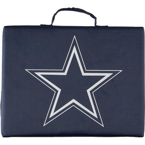 Logo Dallas Cowboys Bleacher Cushion