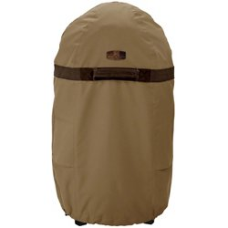 Heavy-Duty Hickory Round Smoker Cover