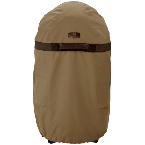 Classic Accessories Heavy-Duty Hickory Round Smoker Cover