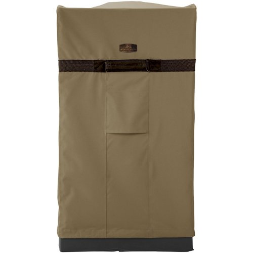 Classic Accessories Hickory Square Smoker Cover
