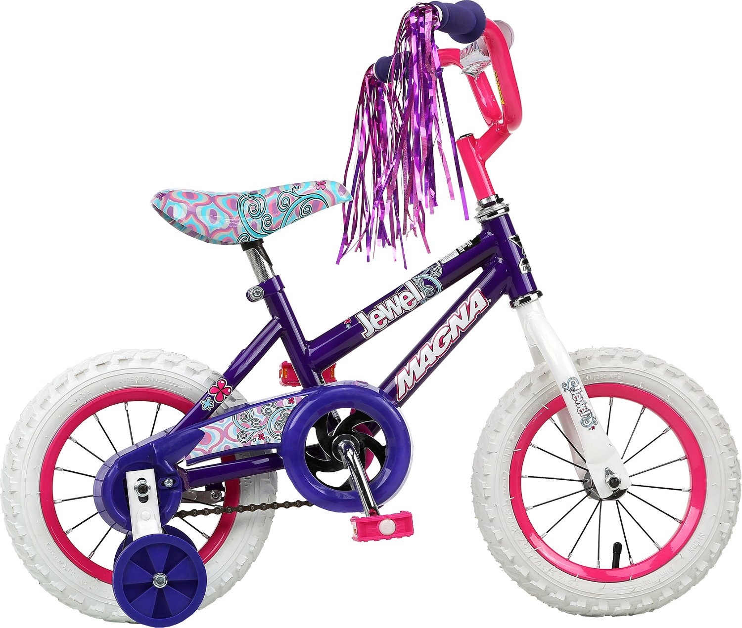 20c4d555db0 Display product reviews for Magna Girls' 12 in Jewel Bike