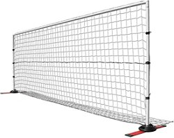 6.5 ft x 18.5 ft NXT Coerver All Surface Training Frame Soccer Goal