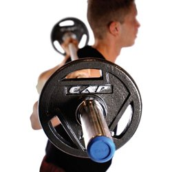 45 lb. Olympic Grip Plate