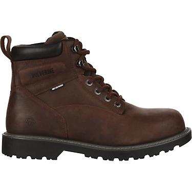 41d8b97f7b8 Wolverine Men's Floorhand EH Lace Up Work Boots