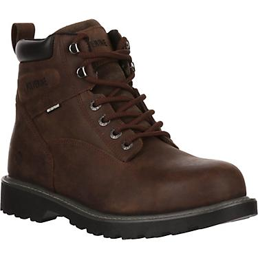 c1657bc8626 Wolverine Men's Floorhand EH Lace Up Work Boots
