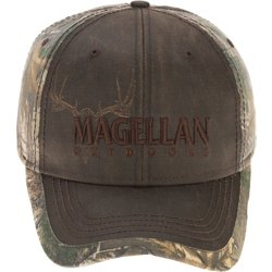 Men's Red River Wax Etched Hat
