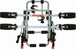 Malone Auto Racks Pilot BC2 Back of Car Platform 2-Bike Carrier
