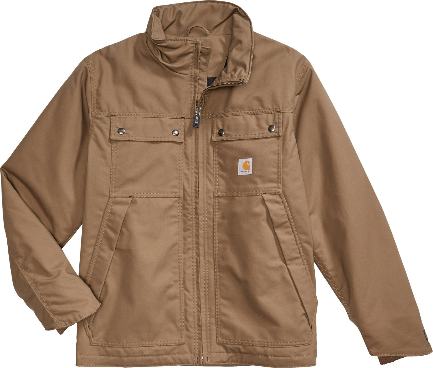Carhartt Men's Quick Duck Jefferson Traditional Jacket - view number 1