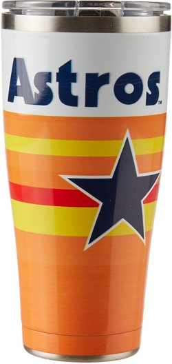 Tervis Houston Astros 30 oz Retro Stainless-Steel Tumbler
