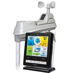 5-in-1 Professional Digital Weather Station