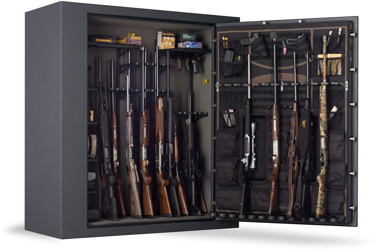 Browning Extra Wide Hell's Canyon 65-Gun Safe - view number 1